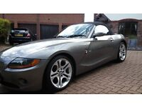 BMW Z4 2.5 (Excellant condition and low mileage)