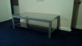 Glass Coffee Table, Good Condition