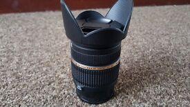 Tamron SP AF 28-75mm F/2.8 Di XR LD Macro lens for Sony/Minolta