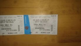 STONE ROSES TICKETS STANDING HAMPDEN PARK SAT 24TH JUNE 1 TKT LEFT