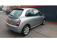 Nissan micra 1.2, full Nissan history, low insurance and tax!!