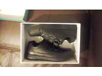 Brand new Clarks boys leather shoes