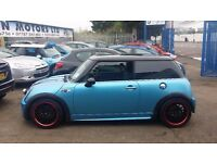 MINI COOPER S (JCW KIT, CHILLI PACK, GB SPEC, MODIFIED, CUSTOMISED SUPERCHARGED)
