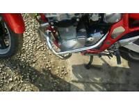 Suzuki bandit engine bars