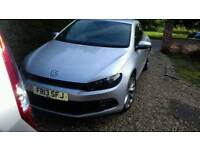 Scirocco diesel coupe 2.0tdi blue motion tech 3dr