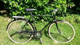 Classic gents Raleigh Chiltern bicycle in great condition and full working order.