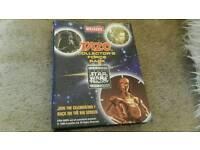 Star wars folder book