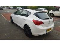 2012 Vauxhall Astra 1.7 CDTi 5 Door 45k Turbo Diesel Drives Nice Half Leather Bargain Can Deliver