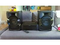 Sony Shake X1D Mega Sound System for sale