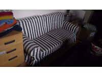 Stripey Sofa