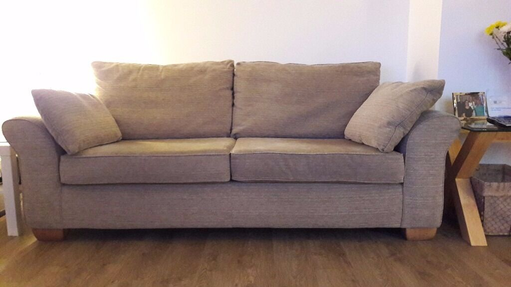 Next Quot Garda Quot 3 Seater Sofa In Gorebridge Midlothian