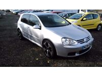 Volkswagen Golf 1.6 FSI SE 5dr, SAT NAV, SERVICE HISTORY, GOOD CONDITION, MUST SEE, P/X WELCOME