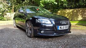 Audi A3 2.0 TDI Black Edition 3dr, S Line, 138 BHP, Xenon DRL, Half-leather seats