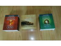3 x games of thrones audio books storm of swords / feast for crows 75 cds for sale  Chesterfield, Derbyshire