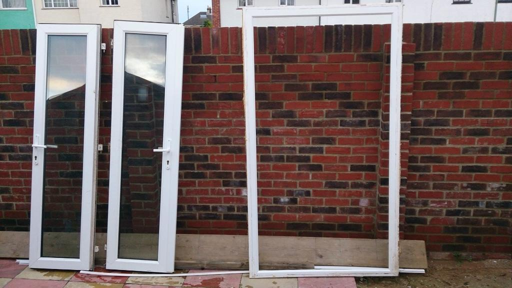 French doors for sale in gosport hampshire gumtree for Double doors for sale