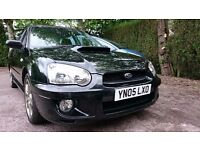 SUBARU WRX SPORT WAGON FSH 12m MOT 1 OWNER (unmodified and totally standard)
