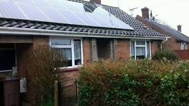 2 bed bungalow need a 3 bed house
