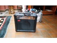 Stagg CA-20B Bass Amp