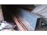 Steel lintel/beam 2.7m long (25cm wide)