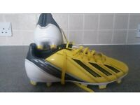 Adidas F10 Size 5 Football Boots
