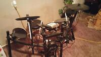 Roland electronic drumset