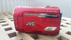 JVC camcorder like new
