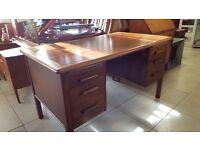 Abbess Enduring Woodware Desk