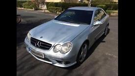Mercedes CLK 220 CDI AMG Sport
