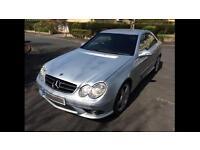 Mercedes CLK 220 CDI AMG