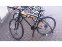 Push bike as new