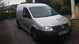 2006 / 56 PLATE Volkswagen CADDY C20 PLUS SDI EURO 4 TAX BAND 2.0 NO VAT NO VAT