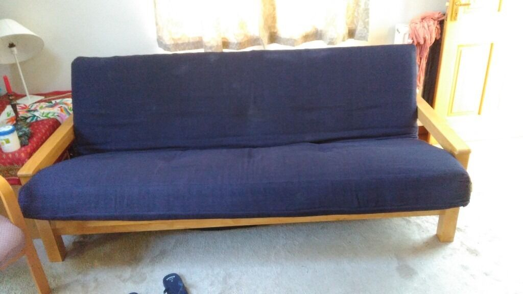 Original Futon Company 3 Seater Sofa Bed