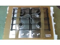 SAMSUNG Gas Hob - Stainless Steel