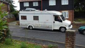 3 berth mobile home
