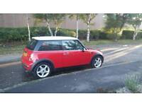 Genuine Mini Cooper 16 inch Alloys with tyres