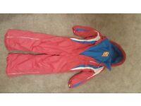 Girl's Ski Suit