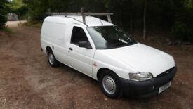 2001/Y Ford Escort Van 55 1.8 Diesel not connect berlingo kangoo partner ** call 07956 158103 **