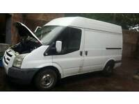 FORD TRANSIT 08 PLATE PARTS FOR SALE