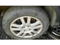 Honda civic alloy wheels for sale