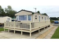 Static caravan for sale Skegness East Coast Not Haven Lincolnshire Southview Near the beach