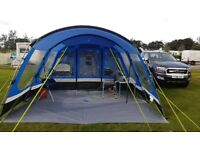 Oasis 6 man tent and canopy
