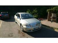 Toyota Avensis 2.0l D-4D T3-X saloon 54 plate