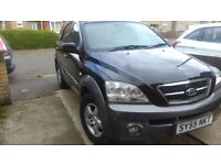 2005 Kia SORENTO 2.5l diesel 4x4 SUV, 1 owner, 12month MOT (not:discovery, pajero, landrover