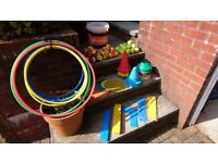 Tennis / sport coaching equipment- good condition. Bargain price.