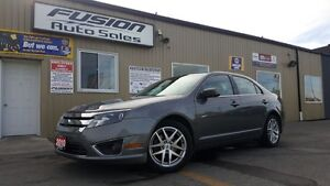2010 Ford Fusion SEL-LEATHER-SYNC-HEATED SEATS Windsor Region Ontario image 8