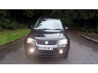 £3 450...Suzuki Grand Vitara 1.9 DDiS X-EC 5dr....VERY CHEAP 4X4