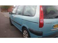 citroen c8 7 seater sliding rear doors, new mot, very good drive