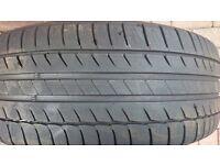 "BMW 16"" Alloys with Tyers"