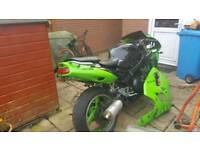 Kawasaki Zx9r b 94 95 96 97 project for sale, or can break for parts gsxr