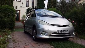 Toyota Estima Aeras Premium 3.0 V6 Import!!!